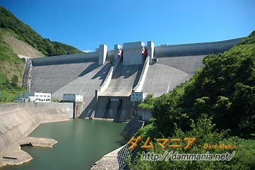 月山ダム | ダムマニア